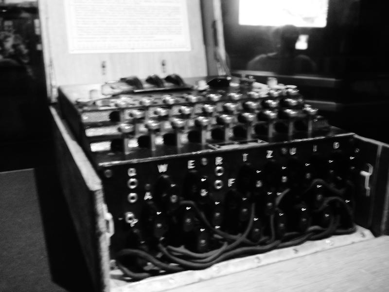 enigma machine museum
